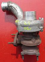 Турбина Рено Мастер 2.5 dci 53039880055, фото 3