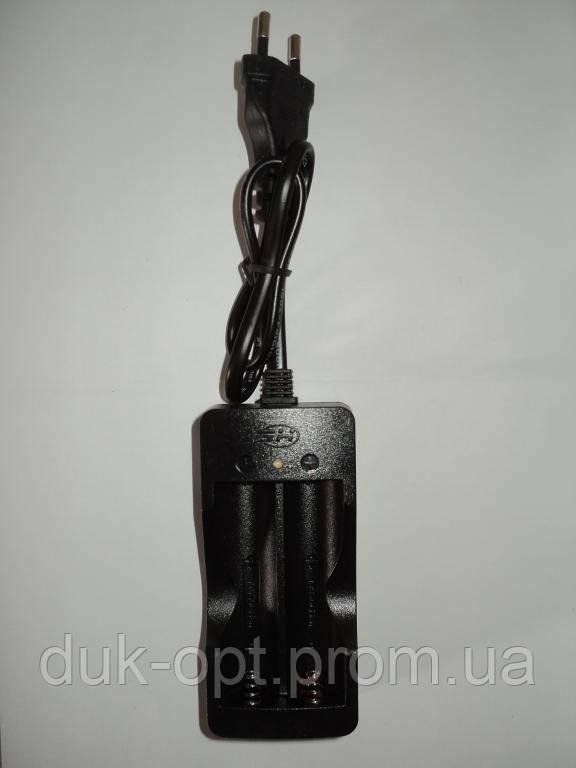 """Зарядное устройство для двух аккумуляторов 18650 - """"ДЮК-ОПТ"""" в Каменском"""