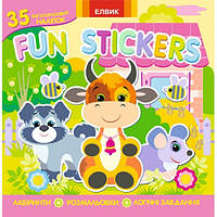 Fun Stickers. Книга 5, фото 1