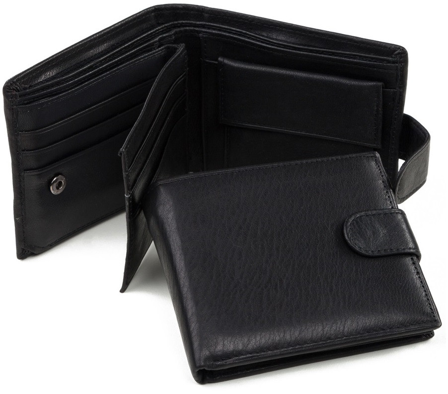 Мужское портмоне TIDING BAG A7-638A черное – купить в интернет ... e7d5a42130025