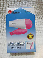 Фен электрический Domotec MS-1390 1000W