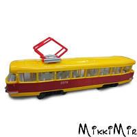 Модель Городской трамвай, Technopark