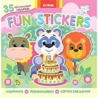 Fun Stickers. Книга 3, фото 1