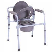 Складной стул-туалет OSD-RB-2110,Стул-туалет для инвалидов