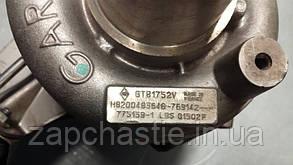 Турбина Опель Мовано 2.5dci 7051765001S, фото 2