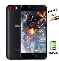 Смартфон Doogee Shoot 2 8GB (Black)
