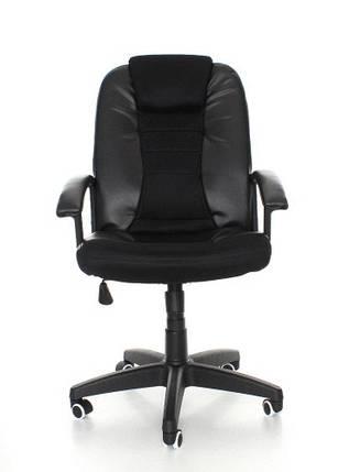 Офисное кресло EKO 7410 кожа сетка 4 цвета, фото 2