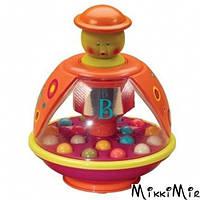 Юла мандаринка, развивающая игрушка, Вattat