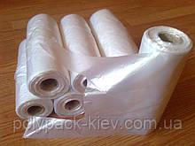 Пакети майка в рулонах 22х45 см 10 мкм, пакет в рулоні 200 шт. оптом від виробника купити Україна