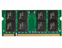 SO-DIMM 1GB/800 DDR2 Team (TED21G800C5-S01)
