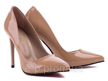 Немного о лаковой обуви.