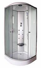 126A /80F (80х80 (15)см) - Гидромассажный бокс (гидробокс) KO&PO
