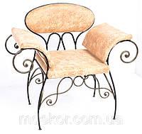 """Кованое кресло """"Карелия"""""""