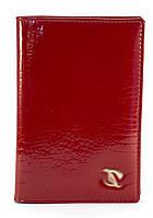 Красная лаковая стильная женская документница со змеинным принтом art. CP7021R red, фото 1