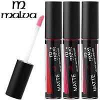 Malva Блеск для губ M-490 Velvet Matte (пудровый)