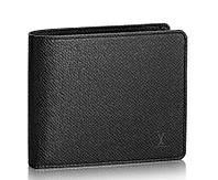 Мужской бумажник Louis Vuitton Lv60895-1 черный