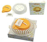 Форма для чипсов, чипсница заказать через интернет, приготовить чипсы