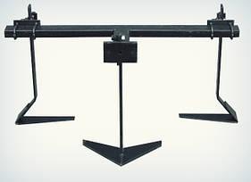 Комплект из 3 плоскорезов 240+240+320 мм 1 шт (общая ширина 900мм) (ПОЛТАВА)
