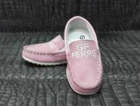 Мокасини дитячі на дівчинку колір рожевий