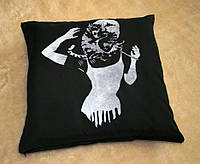 "Декорированные наволочки на диванные подушки ""Тиффани"""