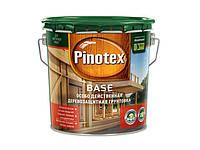 Грунтовка для дерева PINOTEX BASE (Пинотекс База) 3л
