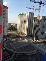 """Остекление и обустройство балкона ЖК """"Олимпийский"""" (г. Бровары) 13,18 м2 15"""