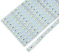 Светодиодная полоса Lemanso IP20 0,5m 36SMD 2835 12V белый 6W LM552/20LM/LED