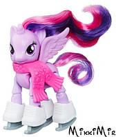 Подвижная фигурка Твайлайт Спаркл (Twilight Sparkle), Дружба - это чудо, My Little Pony, Hasbro, Princess Twilight Sparkle, Сиреневый