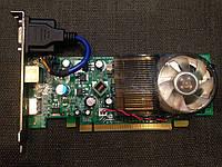 ВИДЕОКАРТА Pci-E Nvdia GeForce 8400 GS TC на 512 MB с HDMI и ГАРАНТИЕЙ ( видеоадаптер 8400gs 512mb 64bit )