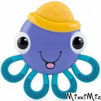 Прорезыватель вибрирующий, осьминог, Nuby, осьминог