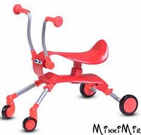 Беговел Springo красный, Smart Trike, Красный