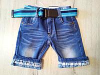 Детские джинсовые бриджи для мальчика 13444 Венгрия
