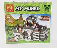 Конструктор Minecraft Мини крепость
