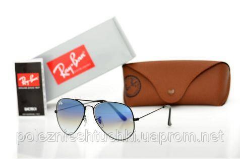 Очки солнцезащитные Ray Ban Оригиналы Модель 3025D-pet-bl