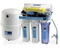 Система обратного ОСМОСА CАC-ZO-6Р/М с минерализатором и с насосом