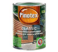 Пропитка для дерева  PINOTEX CLASSIC (Пинотекс Класик) Ореховое дерево 1л