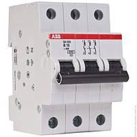 Автоматический выключатель ABB SH203-B 16A