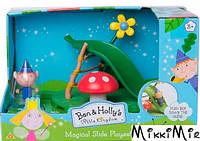 Игровой набор Горка Бена, Ben and Holly`s Little Kingdom, фигурка Бена, Красный