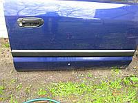 Молдинг двери передней правой нижний Mitsubishi Space Star 1998-04