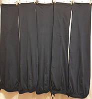 Спортивные штаны трикотажные баталные , фото 1