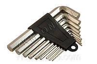 Набор ключей шестигранников LB-021M 1,5-10мм (9шт)