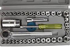 Набор инструментов aiwa 40 ед в чемоданчике, фото 2