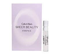Туалетная вода Calvin Klein Sheer Beauty Essence 1,2 мл (пробник)
