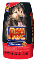 Пан Пес Чемпион 10 кг - Сухой корм для собак со вкусом курицы