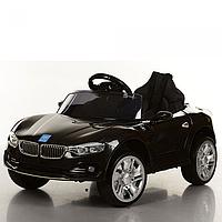 Детский электромобиль на мягких колёсах БМВ, ключ зажигания