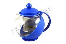 Чайник Заварник Френч пресс стекло --- 3 ЦВЕТА, фото 3