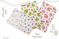 Пеленки для новорожденных, полотенца для купания