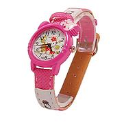 Часы наручные детские китти