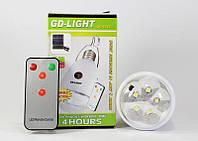 Светодиодная лампа с аккумулятором Світлодіодна лампа з акумулятором GDLite GD-5005