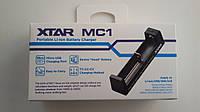 Зарядное устройство XTAR MC1 (18650, Li-Ion, USB) (Оригинал)